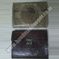 Leather Diary with Latch