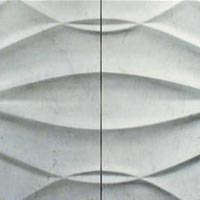 3D Kota Green Limestone Tile