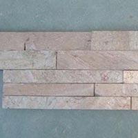 Ledge Stone Wall Panel (Copper 5 strip Z shape)