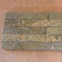 Ledge Stone Wall Panel (Deoli Green 5 strip)