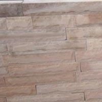 Pink Sand Sandstone Walling