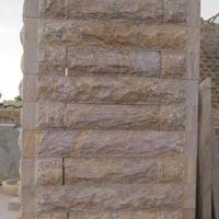Rainbow Sandstone Walling