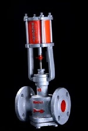 Diaphragm Operated Pneumatic Control Valve