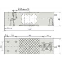 Load Cell (CZL-642)  Graph Image