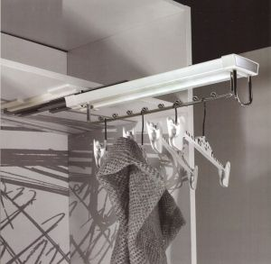 Soft Close Top Hanging Rack