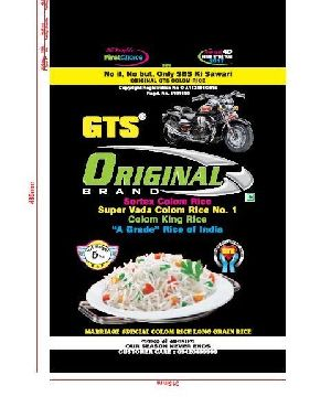 5 Kg GTS Original Colom Rice