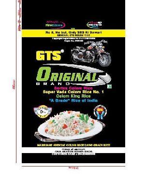 5 Kg GTS Original Colom Rice