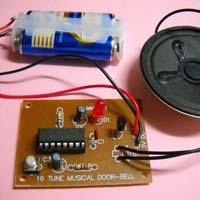 16 Tune Musical Door Bell