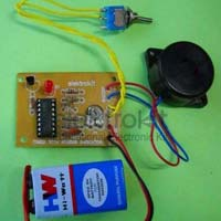Timer With Buzzer Indicator