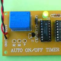 Auto On/Off Timer