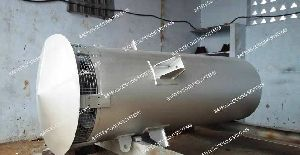 Blowdown Vent Silencer