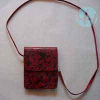 Hand Painted Leather Bags