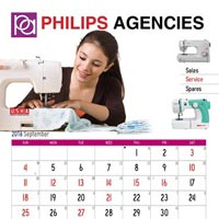 Table Top Calendar Designing & Printing