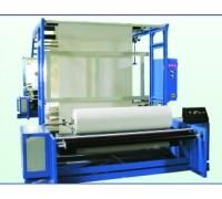 Fabricated Fabric Rolling Machine