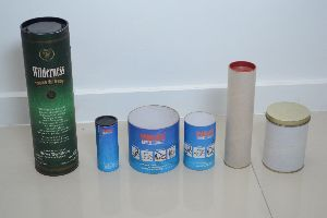 Composite Paper Containers
