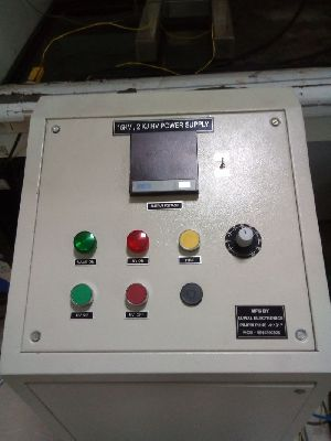 Capacitor Charging Panel