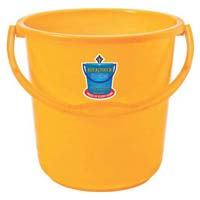 11 Ring Plastic Frosty Bucket