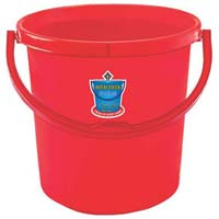 25 Rose Plastic Frosty Bucket