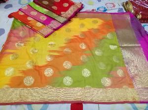 Banaras Semi Silk Dupatta 05