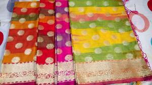 Banaras Semi Silk Dupatta 06