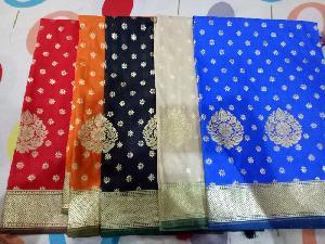 Banaras Semi Silk Dupatta 07