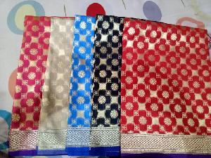 Banaras Semi Silk Dupatta 08