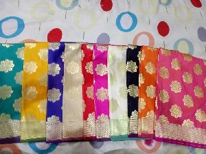 Banaras Semi Silk Dupatta 09