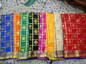 Banaras Semi Silk Dupatta 10