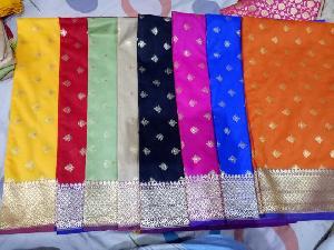 Banaras Semi Silk Dupatta 11