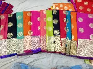 Banaras Semi Silk Dupatta 13