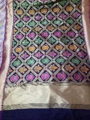 Banaras Semi Silk Dupatta 14