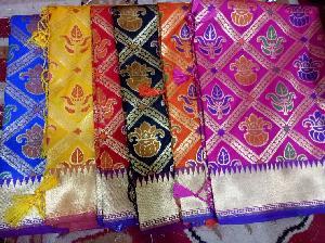 Banaras Semi Silk Dupatta 15