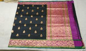 Banarasi Pure Katan Silk Saree 01