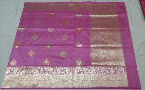 Banarasi Pure Katan Silk Saree 04