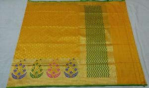 Banarasi Pure Katan Silk Saree 05