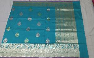 Banarasi Pure Katan Silk Saree 06