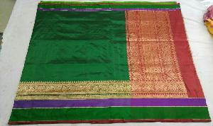 Banarasi Pure Katan Silk Saree 07