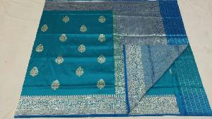 Banarasi Pure Katan Silk Saree 08