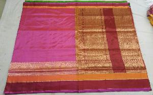 Banarasi Pure Katan Silk Saree 09
