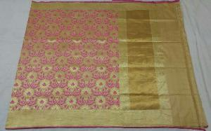 Banarasi Pure Katan Silk Saree 11