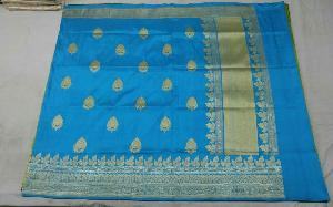 Banarasi Pure Katan Silk Saree 12