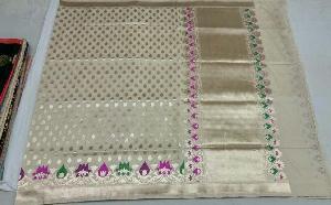 Banarasi Pure Katan Silk Saree 18