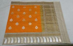 Banarasi Pure Katan Silk Saree 22