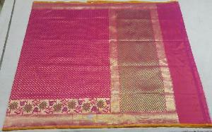 Banarasi Pure Katan Silk Saree 24
