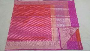 Banarasi Pure Katan Silk Saree 25