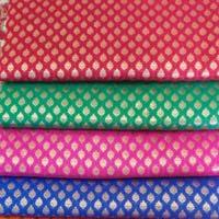 Banarasi Silk  Dress Material (BSF-2)