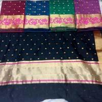 Chanderi Silk Saree (CSS-1)