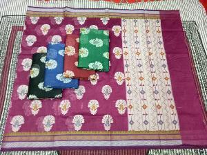 Cotton Silk Saree 06
