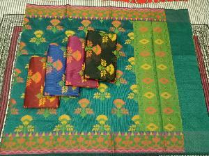 Cotton Silk Saree 07