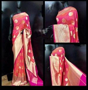 Georgette Silk Saree 08